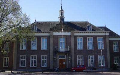 Oude Raadhuis in Veghel